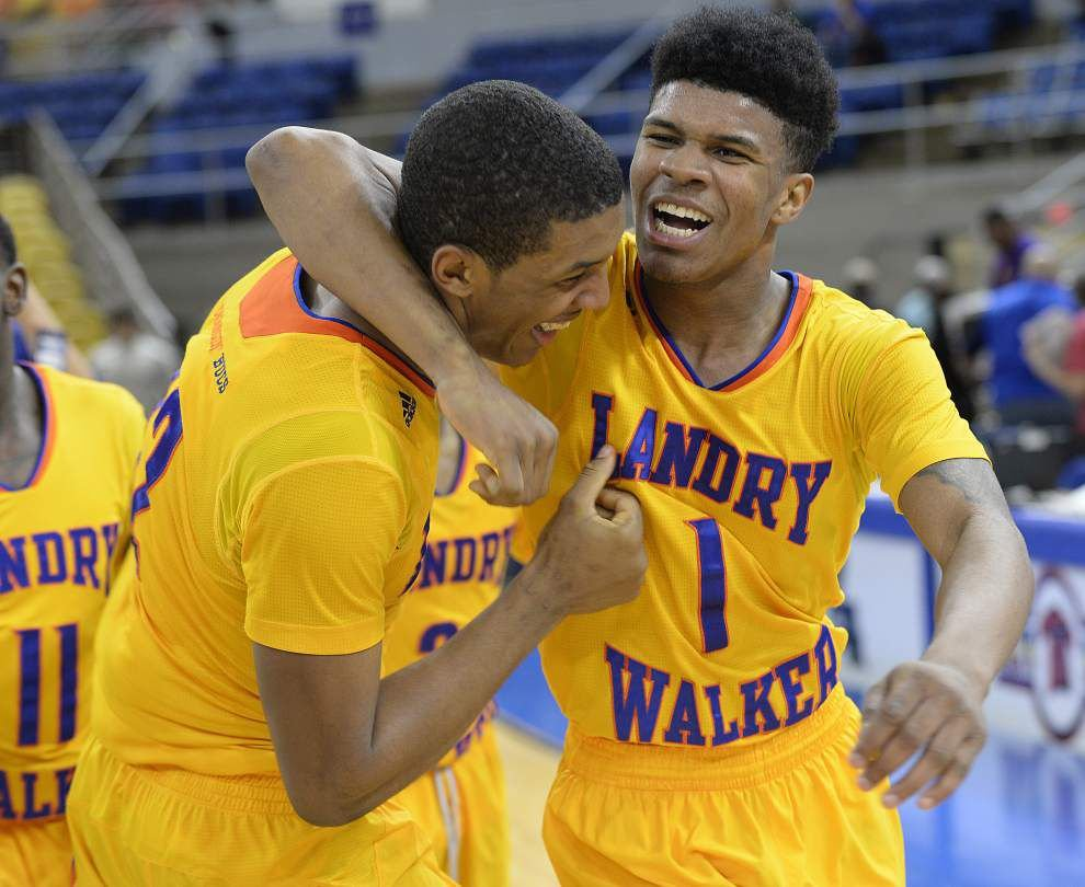 Landry-Walker guard Lamar Peters signs with Mississippi State _lowres