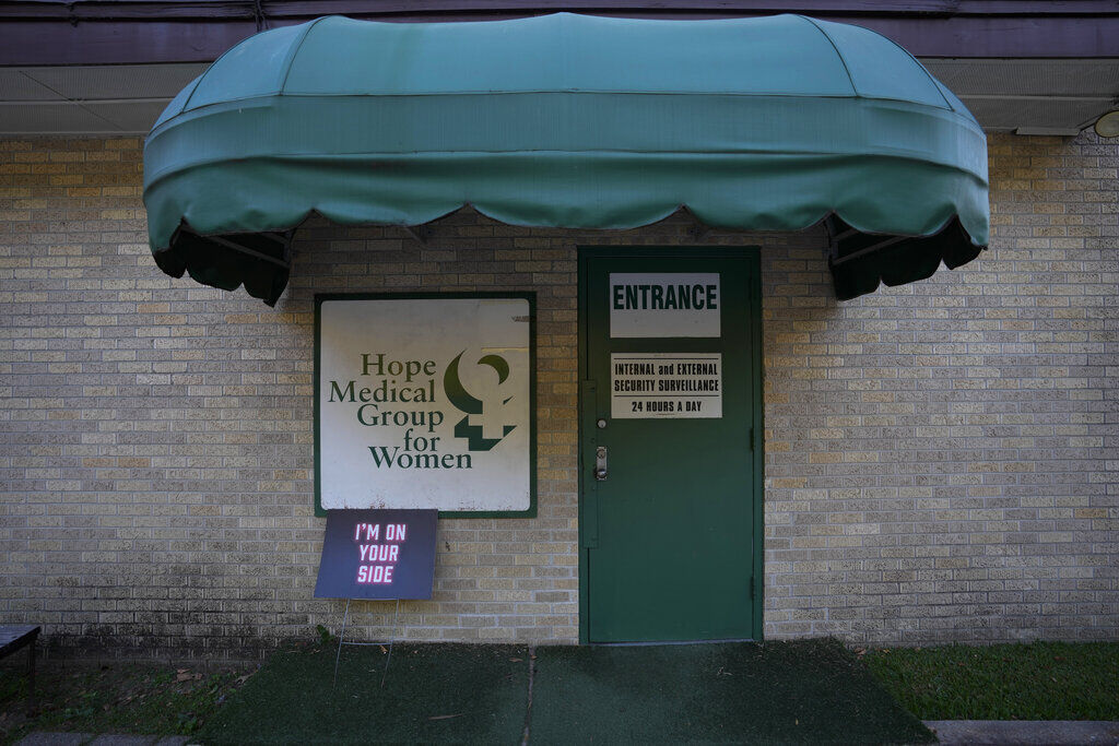 Abortion Texas Louisiana Clinic