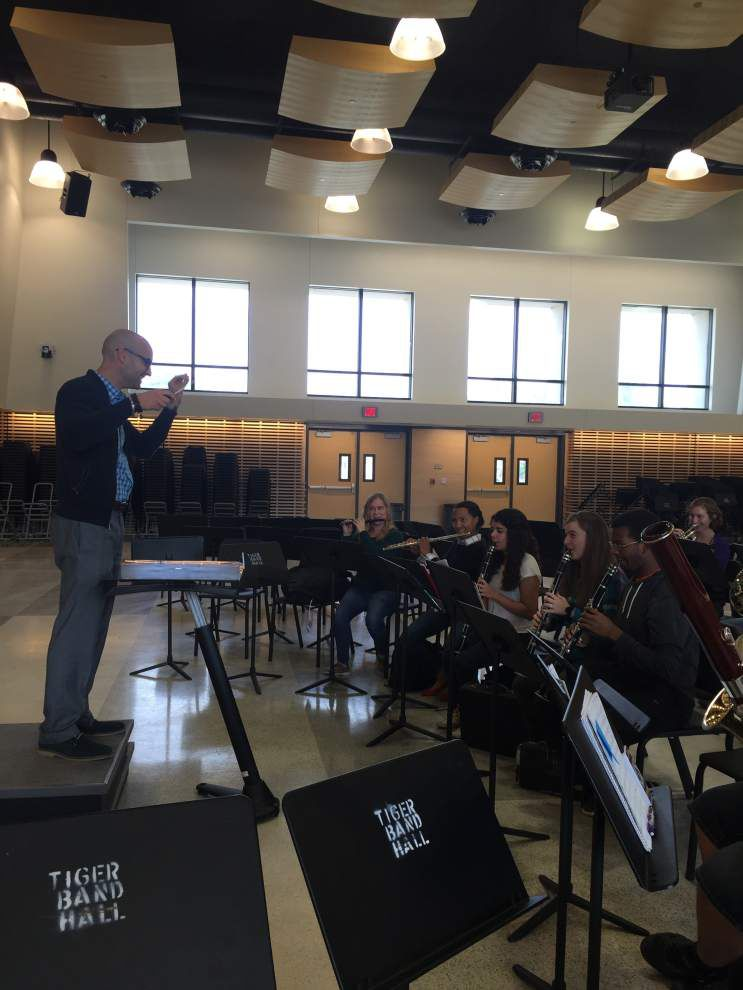 Symphonic Winds rehearsal to be part of concert _lowres