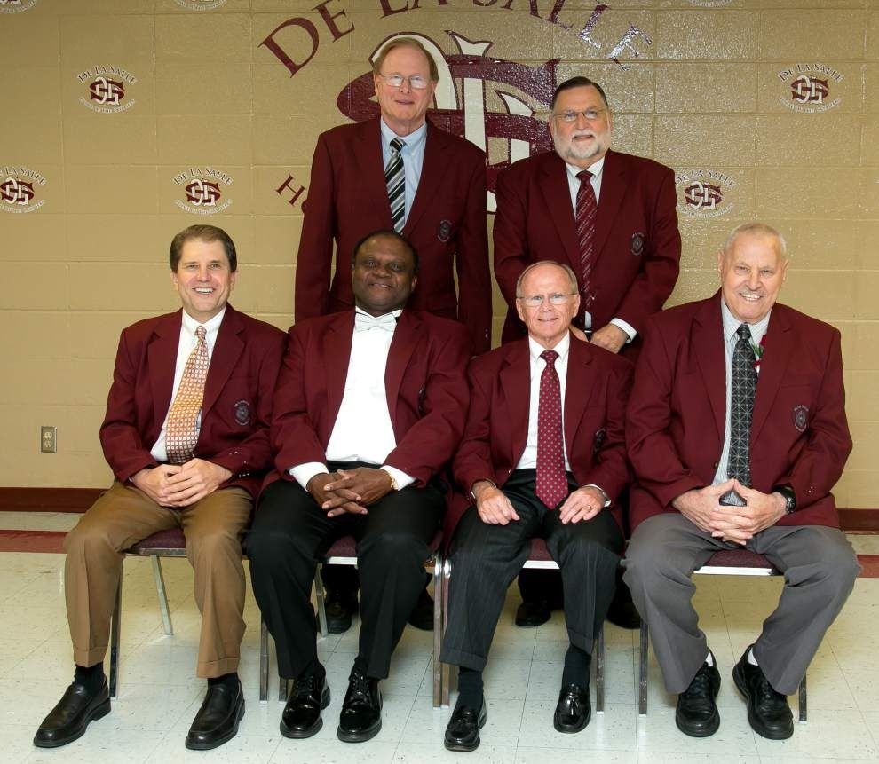De La Salle High School adds to Sports Hall of Fame _lowres