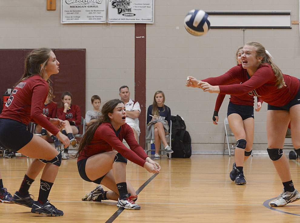 McGehee wins second straight volleyball tourney _lowres