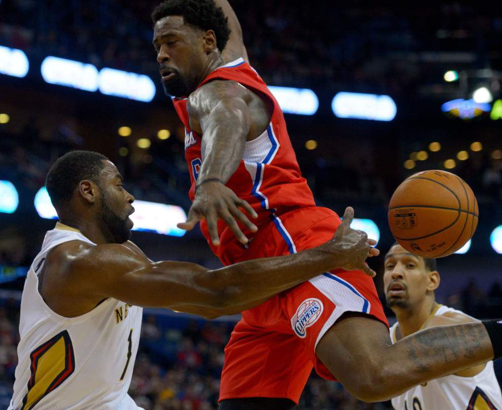 Video: Pelicans guard Tyreke Evans says the team relied on past wins against the Los Angeles Clippers for inspiration on Friday _lowres