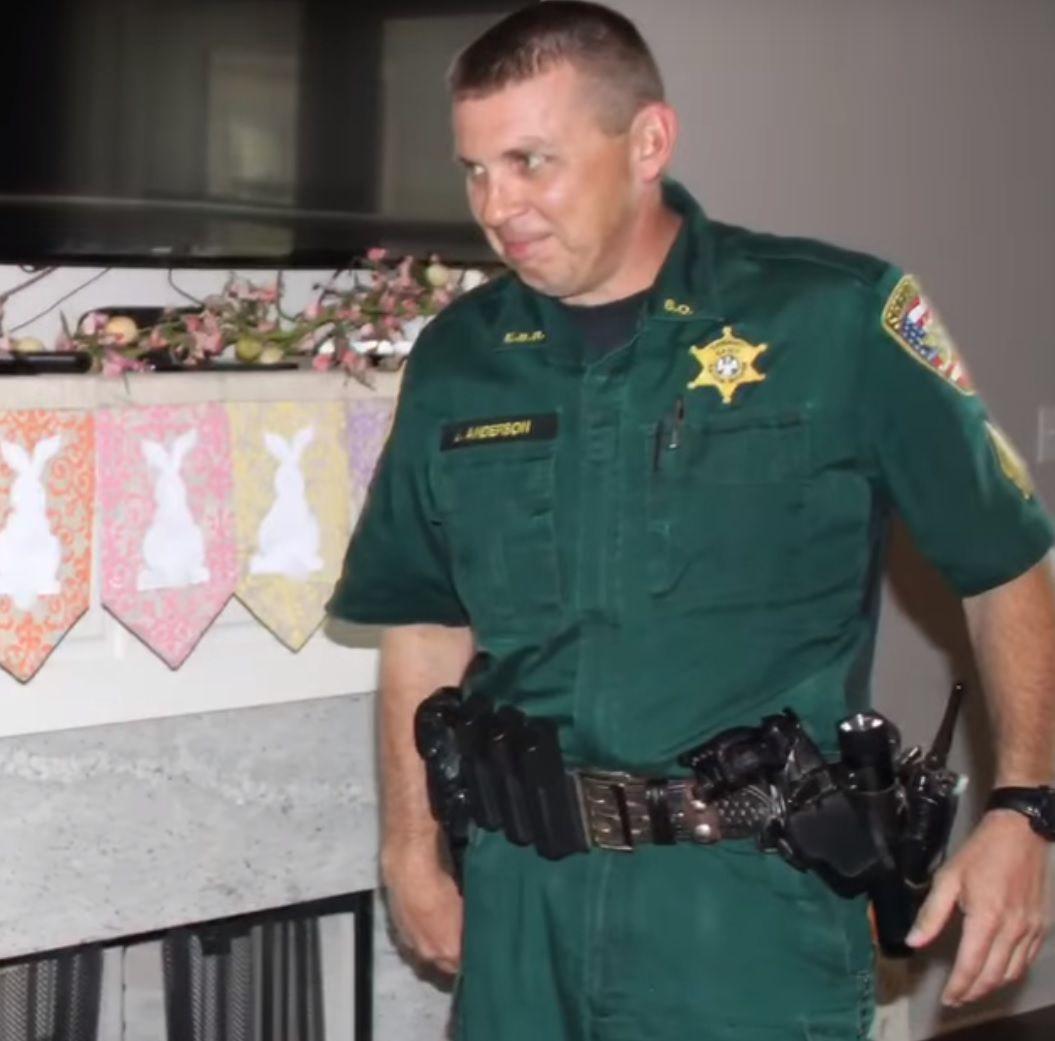 East Baton Rouge Parish deputy Shawn Anderson