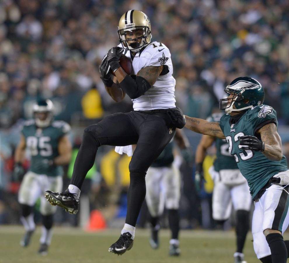 Robert Meachem looks to continue role as blocker, become mentor in return to Saints _lowres