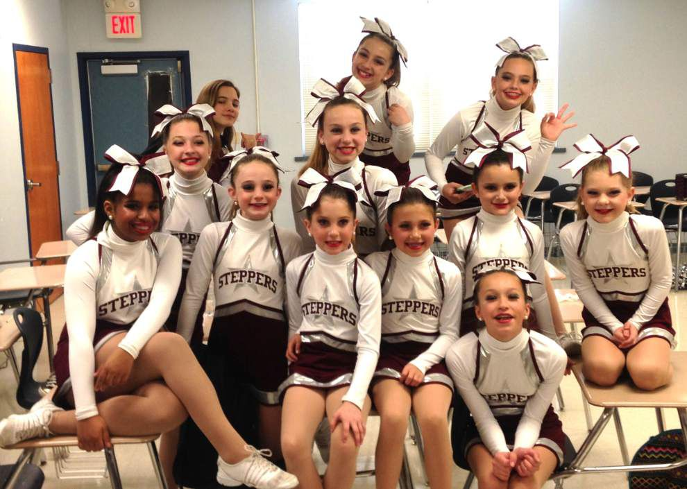 St. Francis dance team takes five trophies in regional competition _lowres