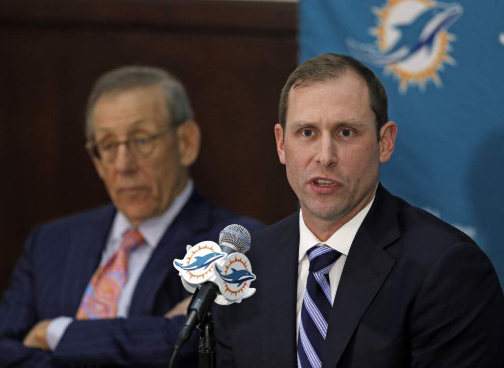 Adam Gase takes over Miami Dolphins; Dirk Koetter interviews with 49ers _lowres