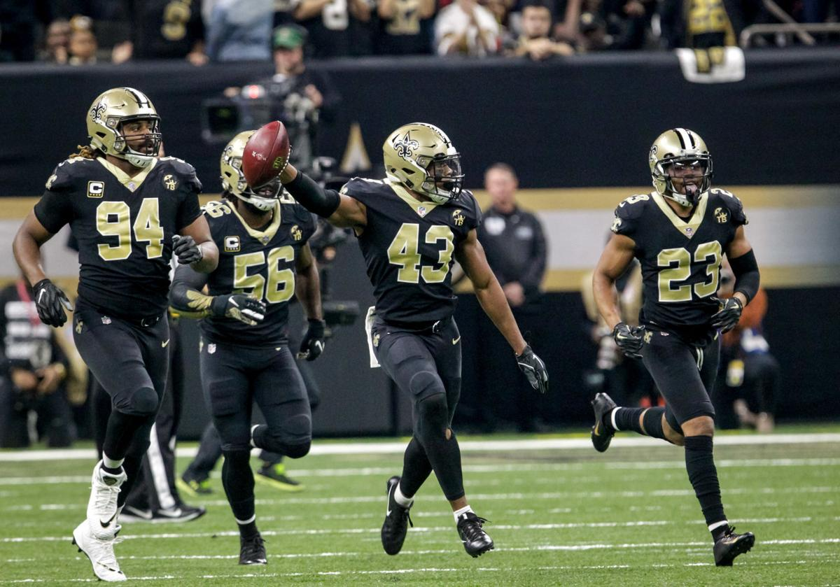 Saints playoff picture  New Orleans one win away from coveted No. 1 overall  NFC seed 7de1011d3