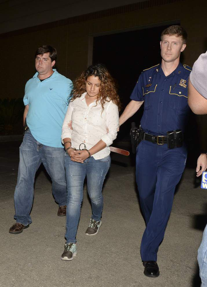 Woman accused in 2014 slaying of Ethel couple returned to U.S. from Germany _lowres