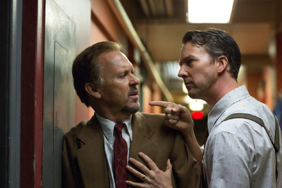 Keaton's 'Birdman' may be the best acting of his life _lowres