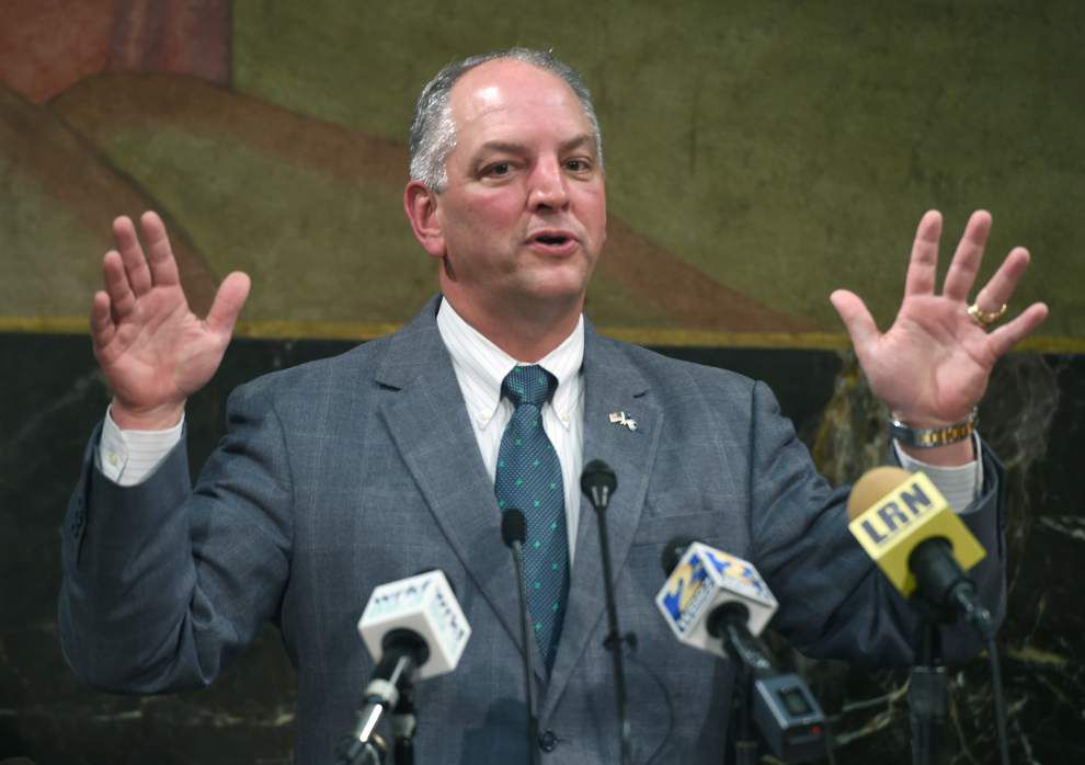 Gov. John Bel Edwards sets criteria for lucrative tax breaks for manufacturers _lowres