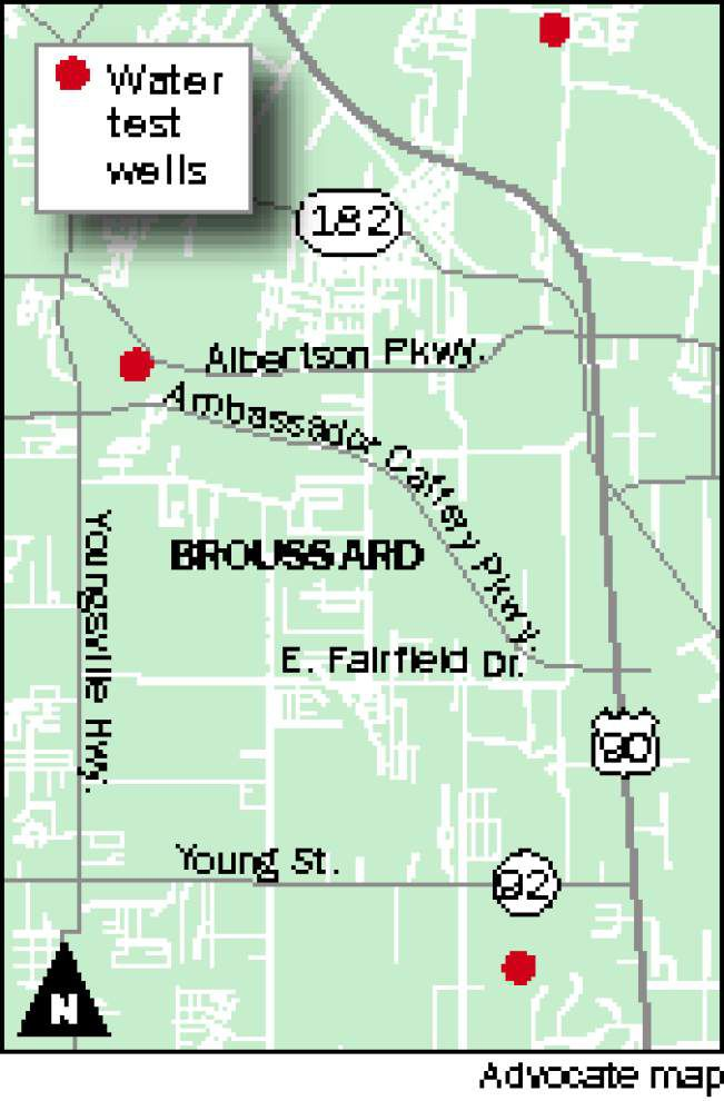 Broussard to drill three new water wells, end reliance on Lafayette Utilities System _lowres