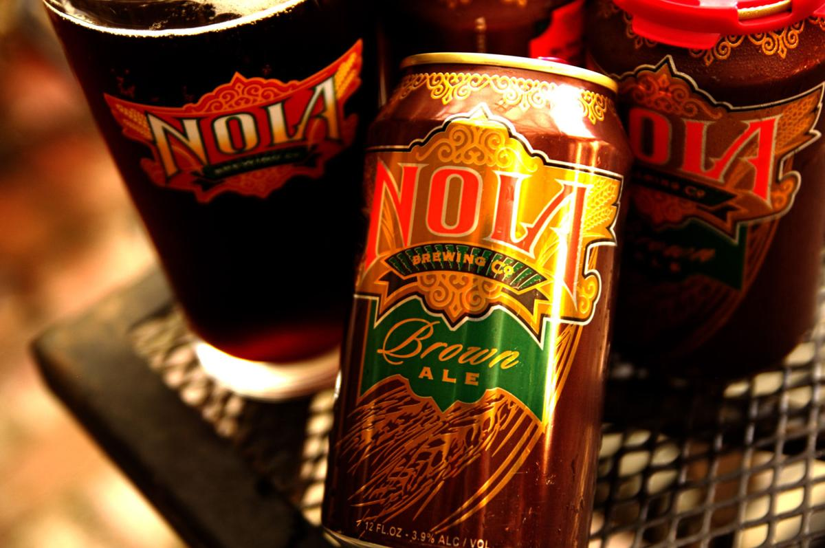 Nola Brown On Tap Nov. 3