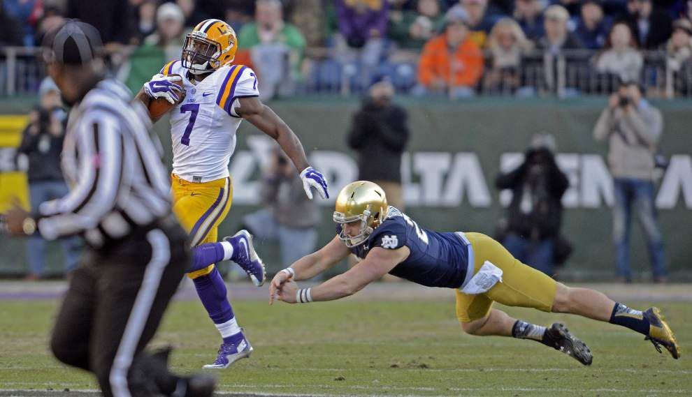 LSU's loss to Notre Dame draws record TV ratings _lowres