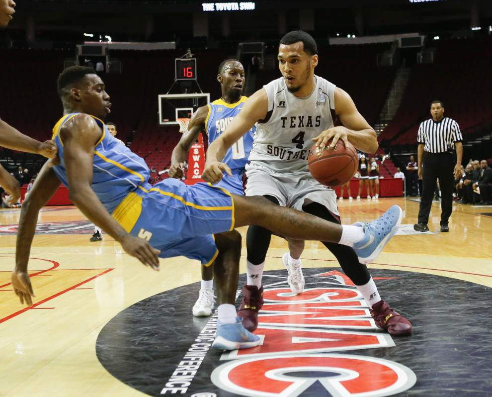 SWAC basketball tournaments will begin at campus sites, finish in Houston, next season _lowres