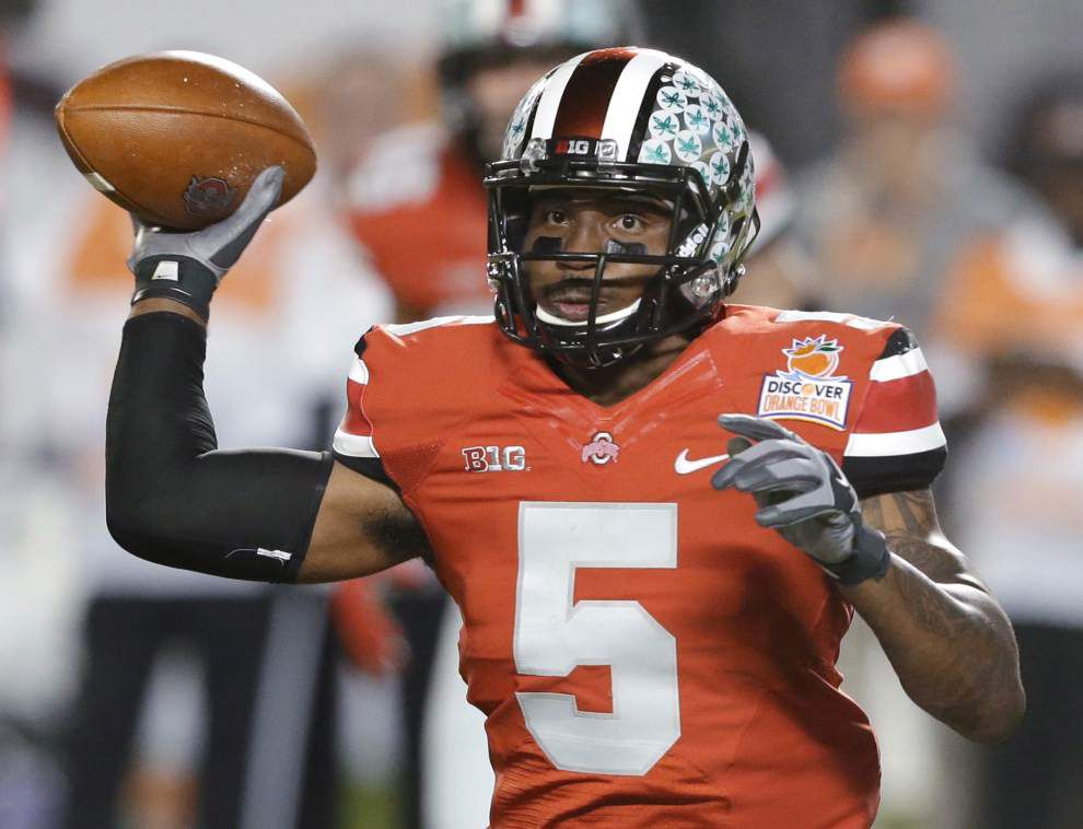 Rabalais: Ohio State's Braxton Miller would bring life to LSU at quarterback, but can it happen? _lowres