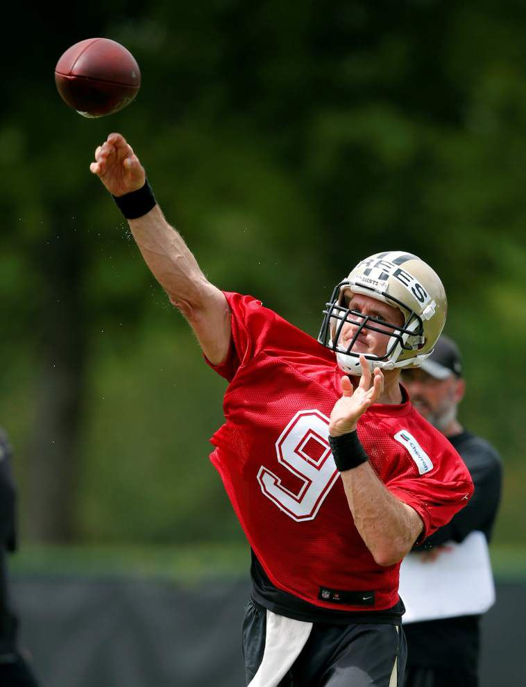 Drew Brees on Dan Patrick Show: Saints would make more than half of two-point attempts _lowres