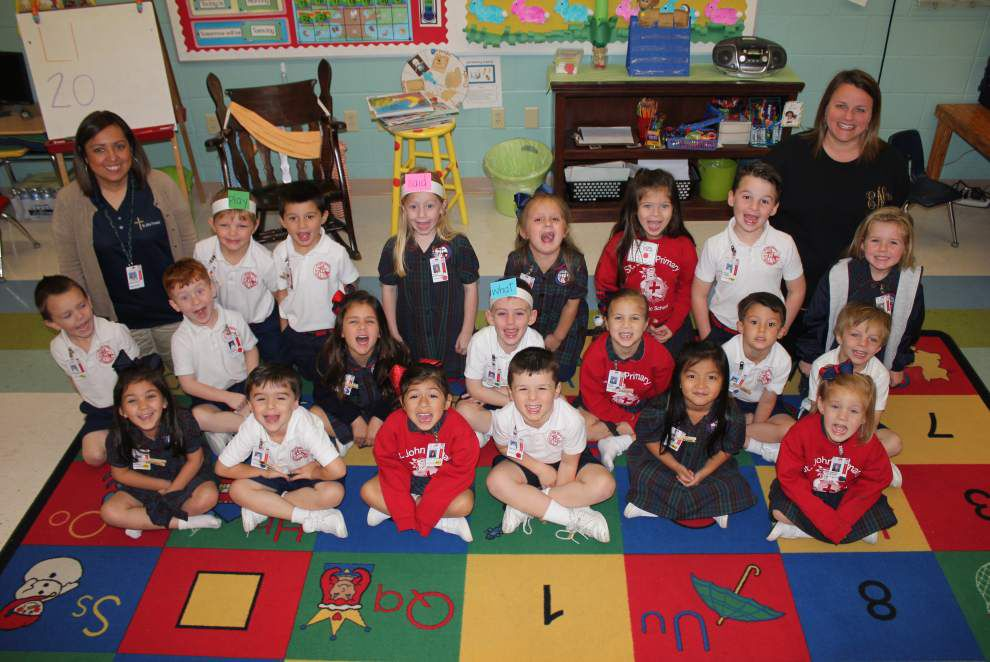 Ascension Advocate's Classroom Spotlight: St. John Primary School prekindergarten _lowres