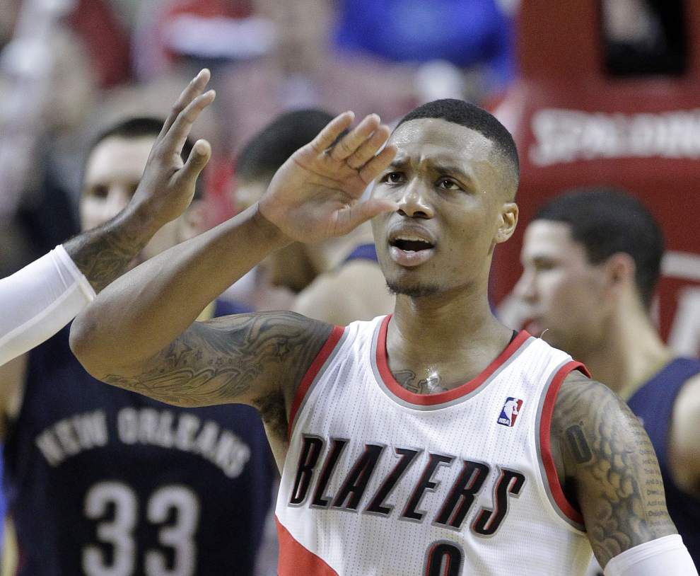 Video: Lillard says younger players are getting better every year _lowres