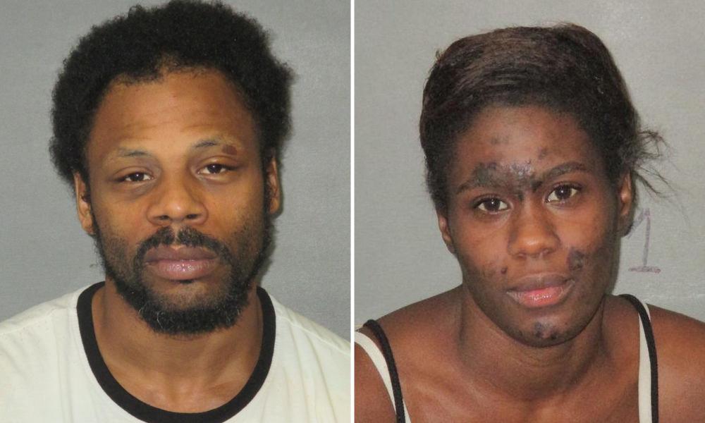 Terrence Ransom and Shanta Parker