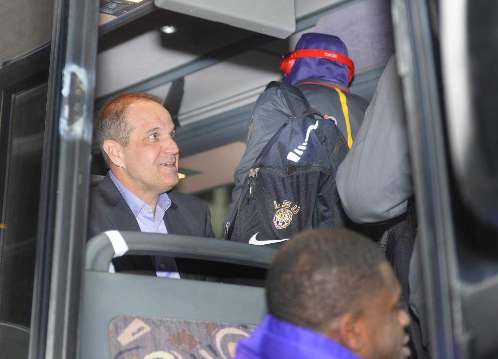 Here we go again: Kevin Steele leaves LSU for same position at Auburn _lowres