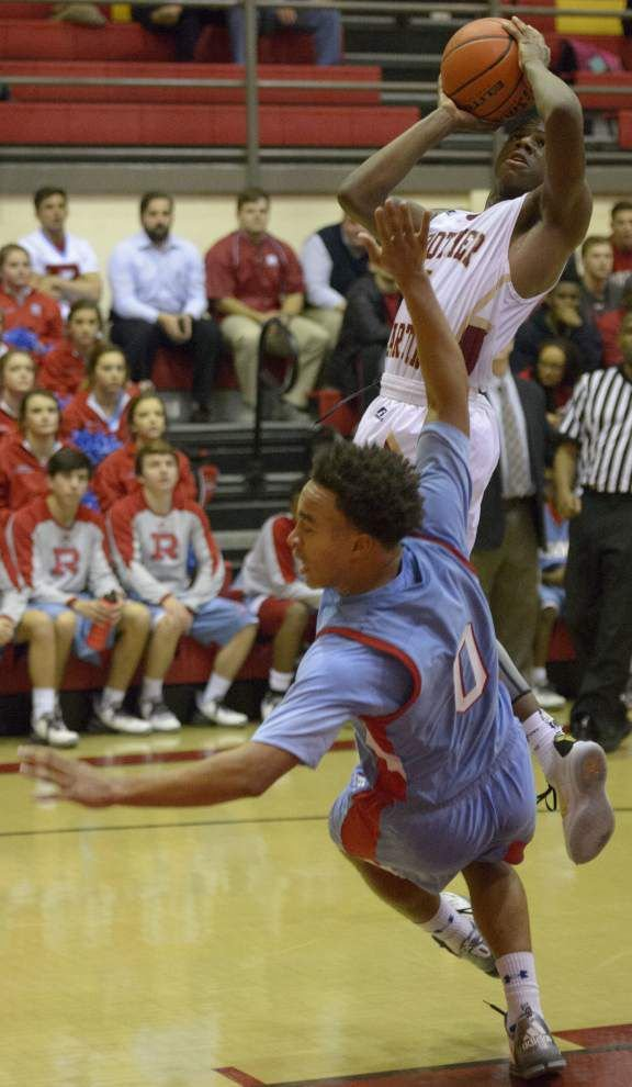 Andre Danove's late 3-point play helps lift Rummel past Brother Martin in overtime _lowres