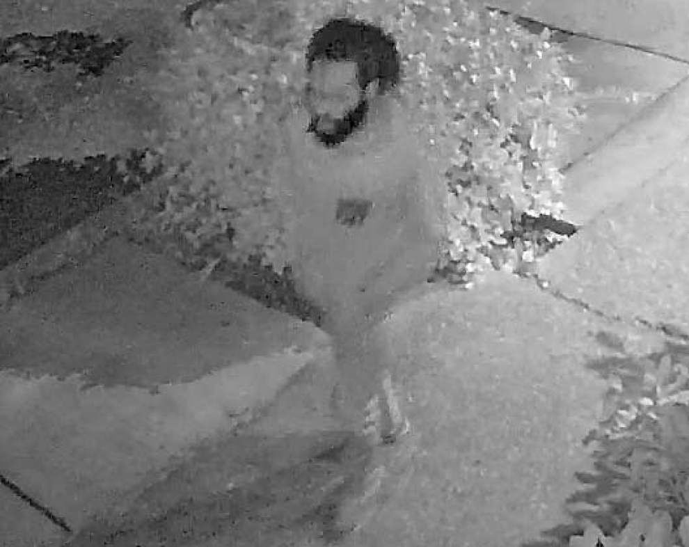 New Orleans Police Department releases photos of suspect who shot toddler in Treme _lowres