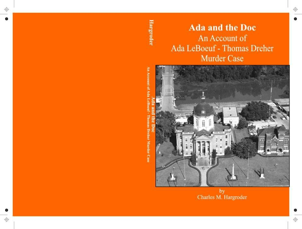 'Ada and the Doc' book on old murder case gets new life _lowres