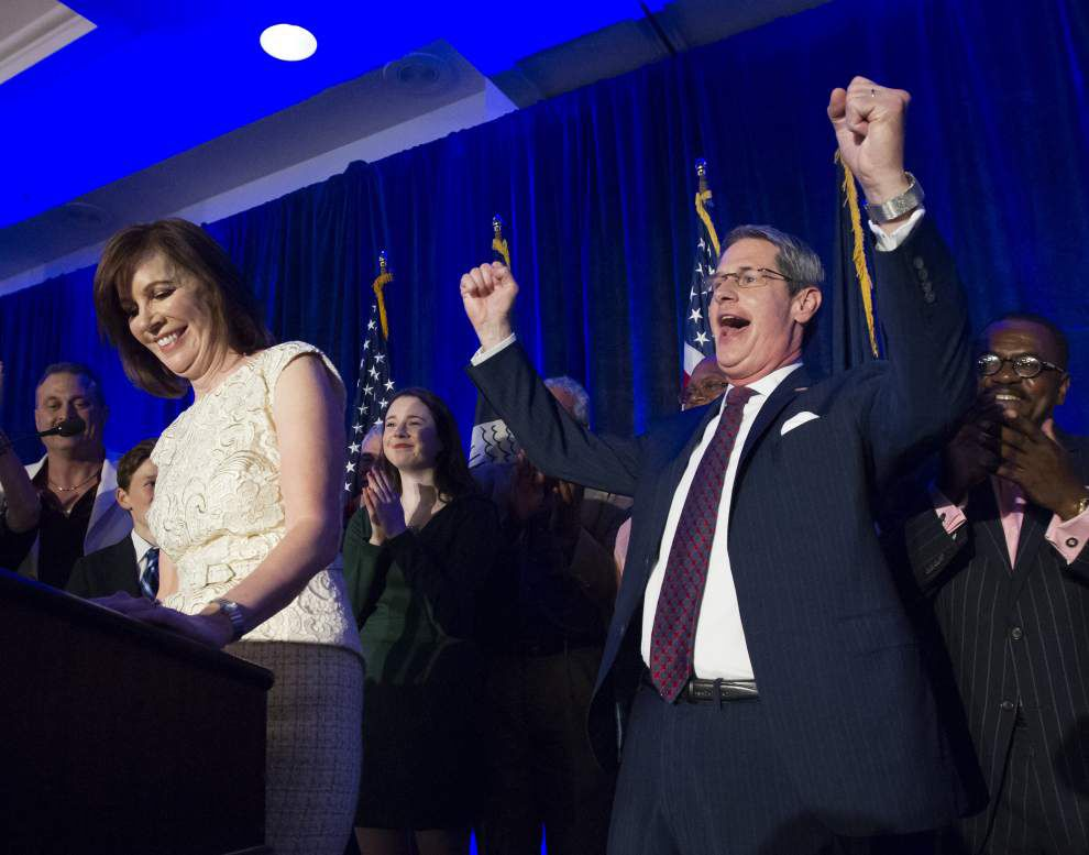 Photos: See scenes from David Vitter, John Bel Edwards, Scott Angelle, Jay Dardenne's election night parties _lowres