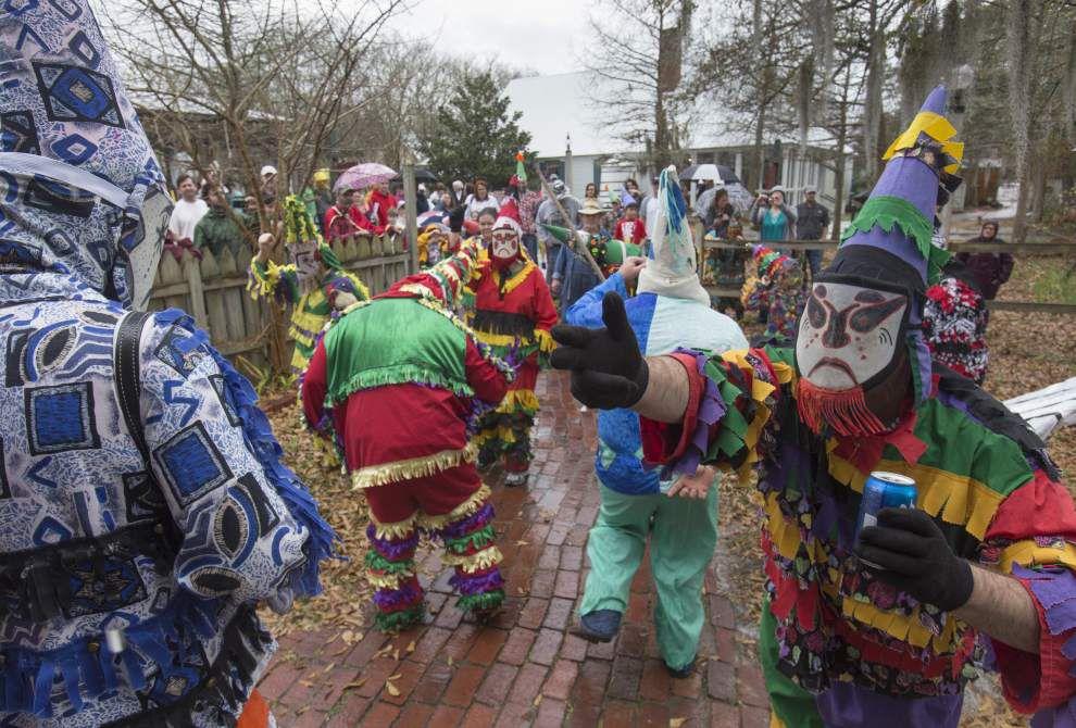 Photos: Courir de Mardi Gras _lowres