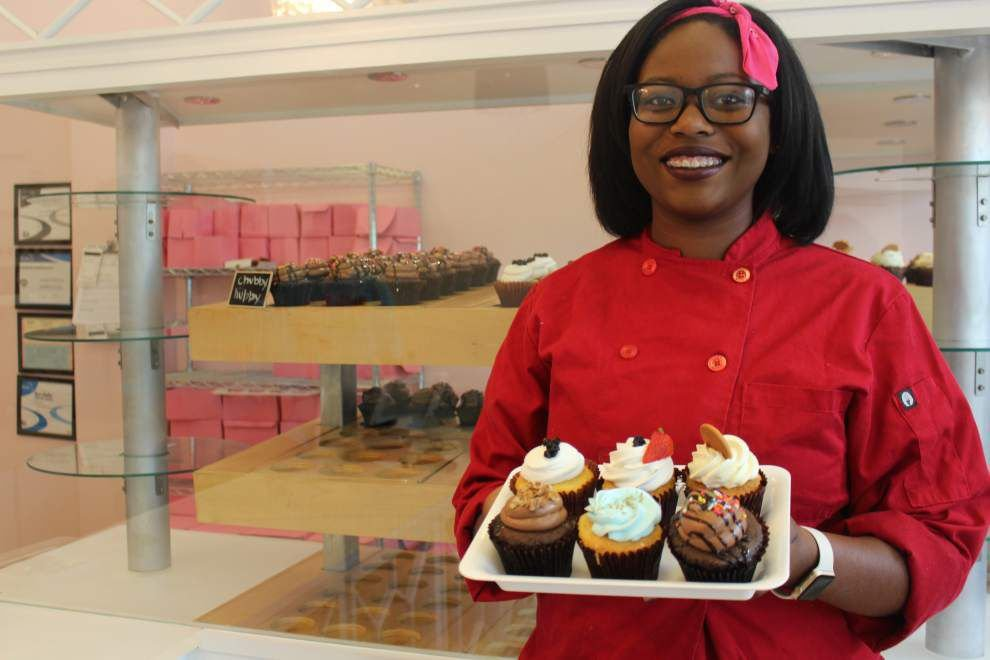 Meet the 19-year-old businesswoman with two boutique bakeries _lowres