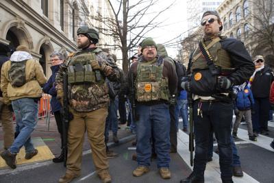 Pro Gun Rally Virginia