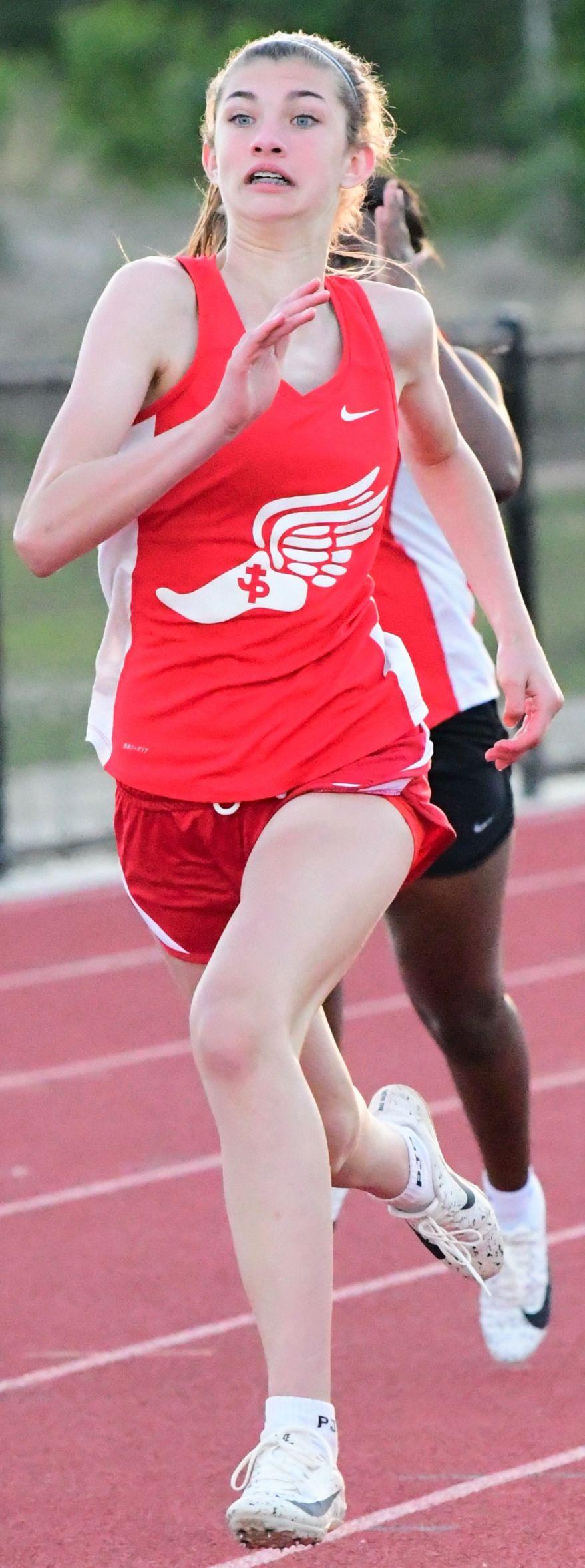 Samantha Preque (Pope John Paul II Girls Track and Field)