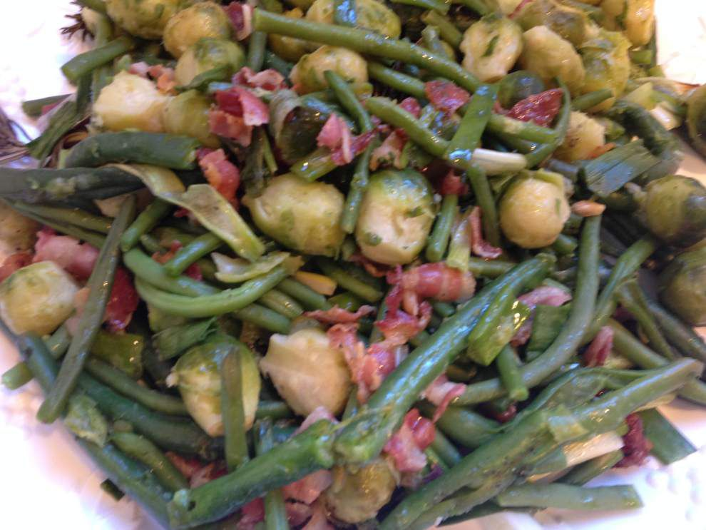 Side Dish: Roasted veggies are a holiday hit _lowres