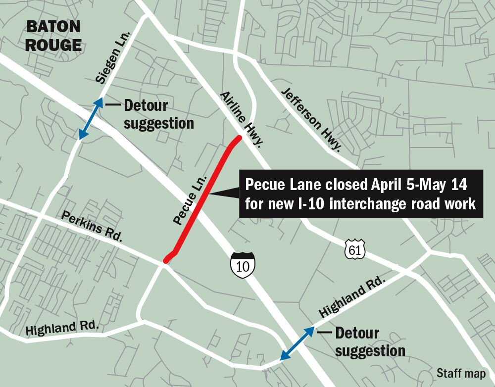 033021 Pecue Lane intersection closing