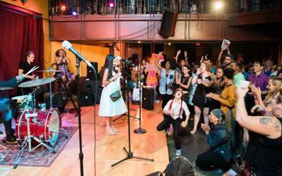 Women Performing for Women