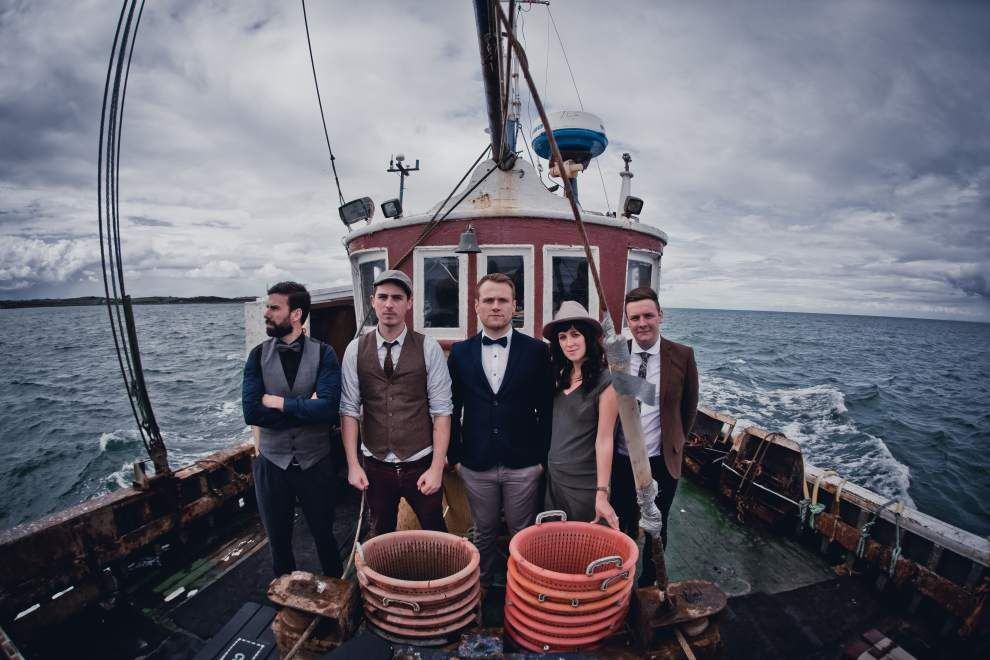 Irish band Rend Collective focuses on changing hearts _lowres