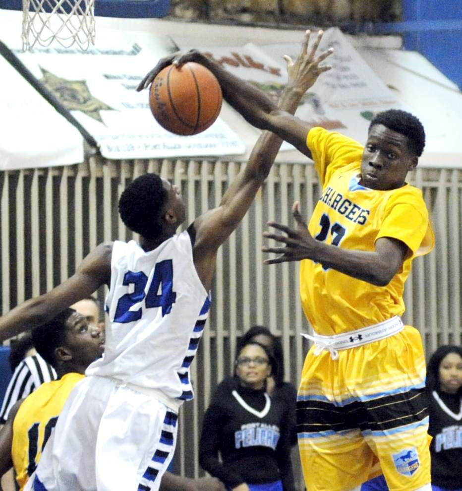 Josh LeBlanc defensive force for Madison Prep _lowres