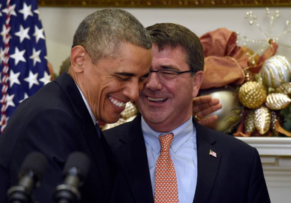 Obama taps Pentagon veteran Ashton Carter to lead Department of Defense _lowres