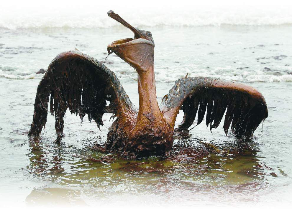 Louisiana to receive several billion dollars as part of massive BP oil spill settlement with Gulf states _lowres