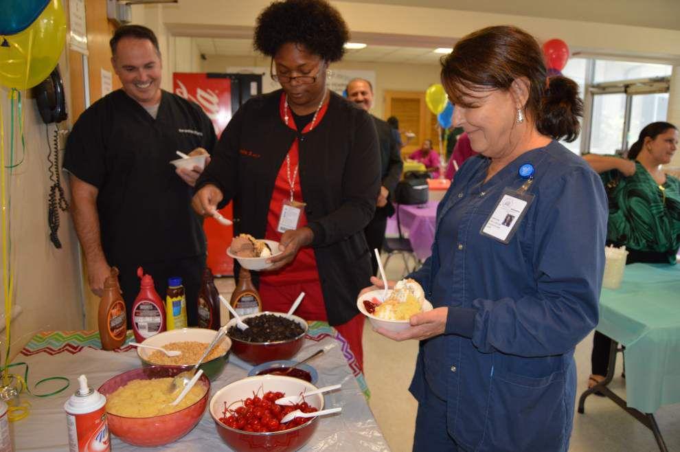 St. Helena hospital celebrates 50 years _lowres