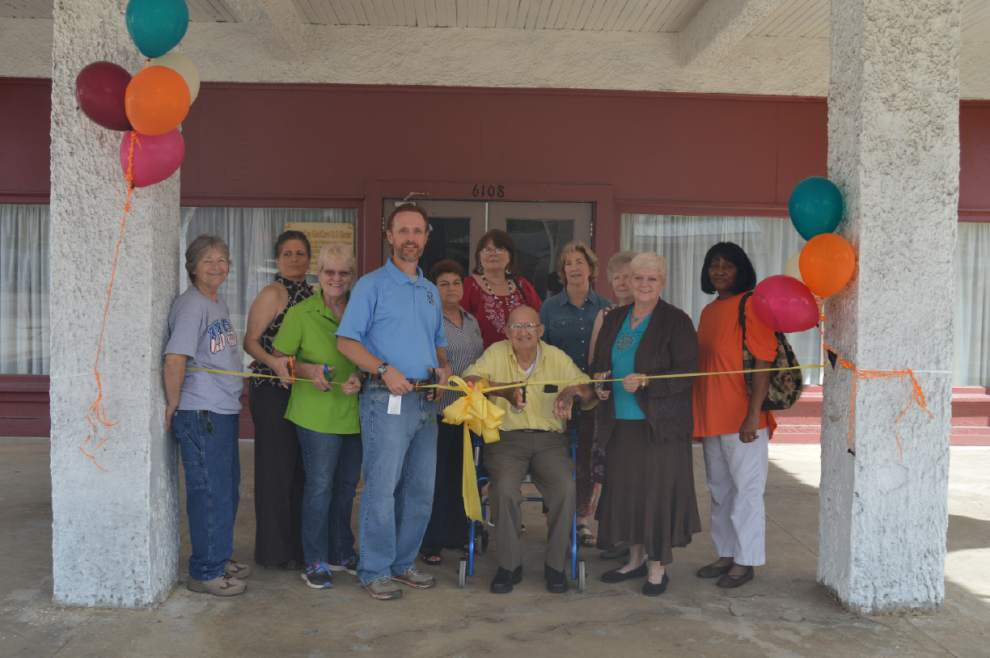 Greensburg opens adult day center _lowres