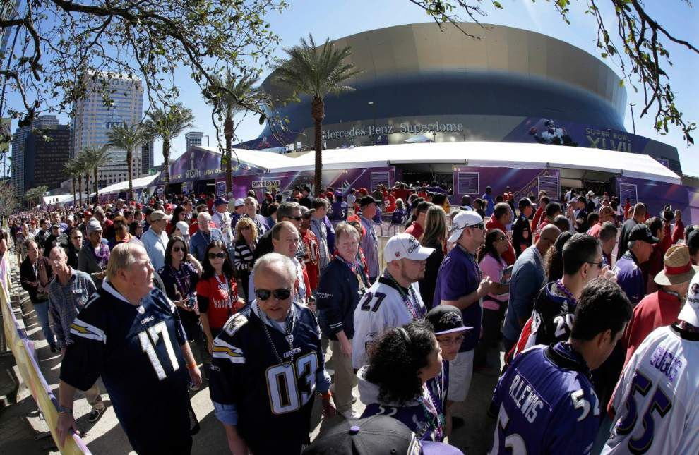 Video: NFL cherishes its Super Bowl history in New Orleans _lowres