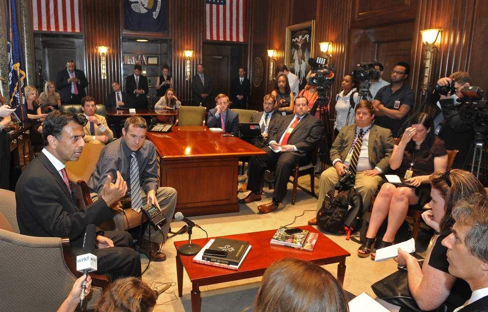 LIVE chat: Elizabeth Crisp answers your questions about Bobby Jindal, legislature _lowres