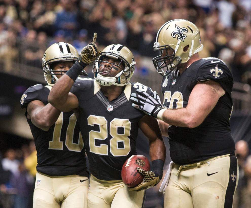 Snap counts: Halfway through Saints season, Willie Snead, Kasim Edebali see roles increase, while Brandon Coleman's diminshes _lowres