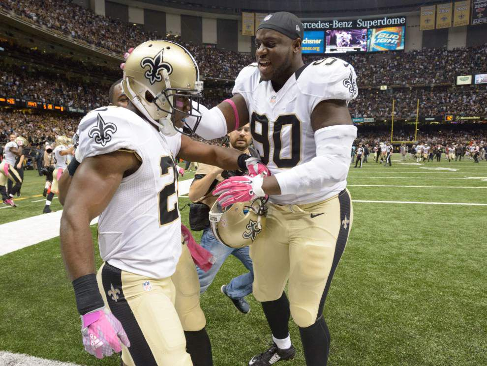 Chat replay: Answers to your biggest Saints-Eagles questions _lowres