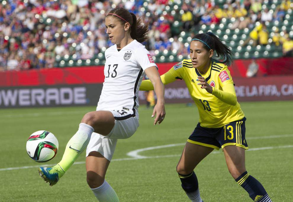 Rea: U.S. women should be confident heading into Women's World Cup semifinal showdown with Germany _lowres