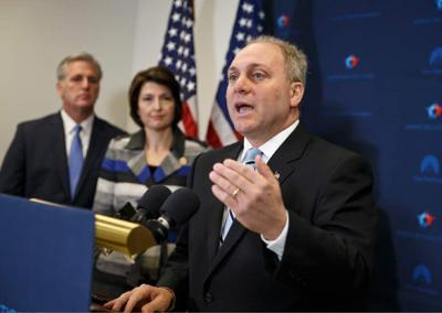 Steve Scalise raises big money with special PAC _lowres