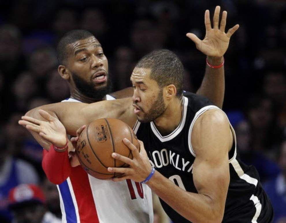 Pelicans bring in 7-foot center Jerome Jordan to bulk up frontcourt _lowres