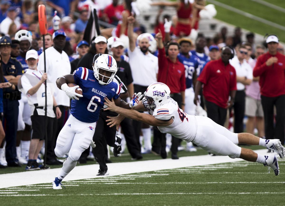 Northwestern St Louisiana Tech Football