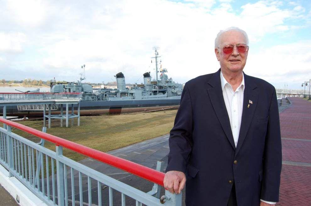 Former USS Kidd director denies allegations of mismanagement _lowres
